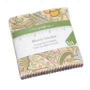 Moda Fabric - Morris Garden - Mini Charms